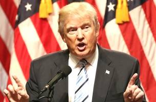 trump: democrats 'smiling' because freedom caucus 'saved planned parenthood' and obamacare