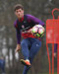 Everton star Ross Barkley appears to hit out at England after Lithuania snub