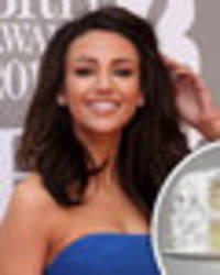 michelle keegan: i would love to show off my baps on great british bake off