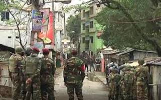 Bangladesh: 5 killed in two blasts by terrorists even as commando operation continues against them in Sylhet