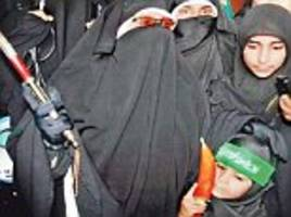 asiya andrabi 'rejects son's affair due to girl's caste'