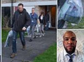 Fourth Birmingham home linked to London attacker is raided