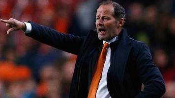 danny blind sacked as netherlands head coach after bulgaria defeat