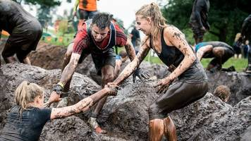 mud, sweat and cheers: the rise of obstacle course racing