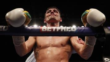 anthony crolla: jorge linares defeat could prompt jump to ricky burns' division
