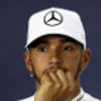 frustrated mercedes lose grip