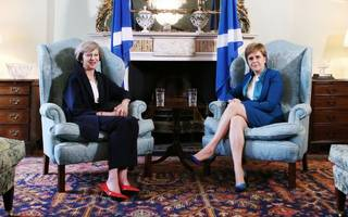 PM heads to Scotland for Sturgeon talks before Article 50 is triggered
