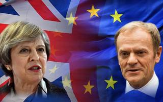 pm to reveal plans for post-brexit great repeal bill on thursday