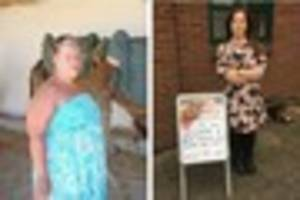 Sawley mum Natalie Buxton loses a whopping six stone in seven...
