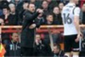 gary rowett addresses what derby county need to do to get...