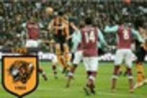 hull city news live as tigers gear up for huge match against west...