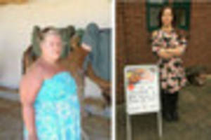 Find out how this mum lost six stone in just seven months