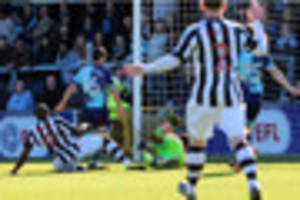 'notts county's kevin nolan is one of the brightest managers in...
