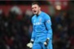 we won't fall out over top billing at stoke city insists jack...