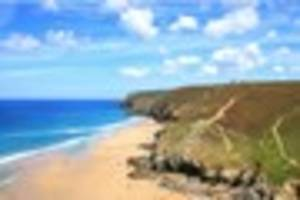 Is Cornwall's weather forecast looking good for next weekend?