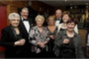 Scunthorpe Pentagon Rotary charter dinner - pictures