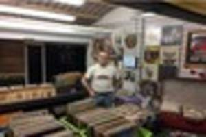 Vinyl records business finds permanent home at Scunthorpe Market