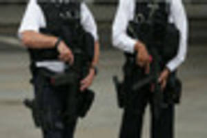 Armed police presence in Lincs following terrorist attack
