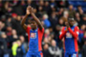 'why so angry' – crystal palace ace sends retort to his...