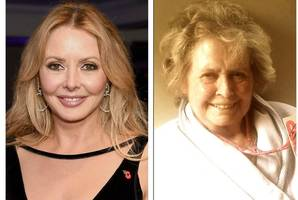 carol vorderman heartbroken after her mum is diagnosed with terminal cancer