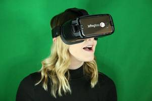 Estate agents are using virtual reality technology as a new way of showing people houses