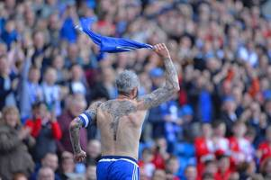 kevin mcnaughton thanks unbelievable cardiff city fans after finally getting to say a proper farewell to the bluebirds supporters in testimonial game