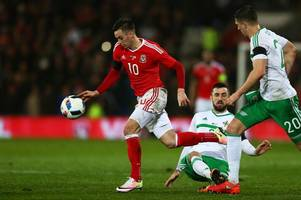 This could be the man to fill Gareth Bale's boots in Wales' World Cup-defining match