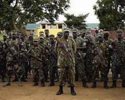 operations against kony's lra 'coming to an end': us general