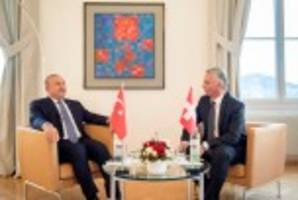 german finance minister: erdogan setting back integration in germany by years