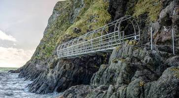 watchdog to probe rising £9.5m costs of gobbins cliff path