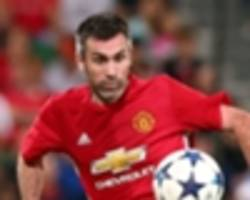 ex-man united man gillespie hospitalises opponent in charity game