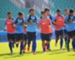 indian national football team: recent history shows result against myanmar vital for india's asian cup hopes