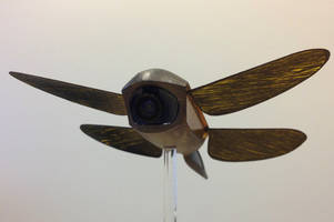 This drone is inspired by one of the most deadly hunters in the insect kingdom