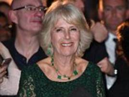Camilla attends launch of exhibition of tribal portraits