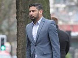 cricketer who beat his wife to join leicestershire