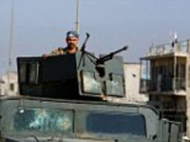 Iraqi forces launch renewed attack on ISIS