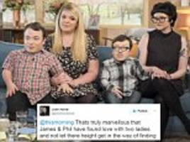 This Morning viewers praise brothers with dwarfism