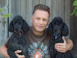 'bury my ashes with my dogs', says chris packham
