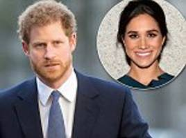 harry's in a hurry to move meghan into his new home