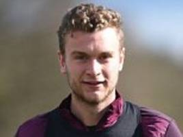 ben gibson reveals pride in 'dream' england call up