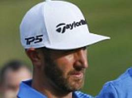 dustin johnson for the masters? don't write him off
