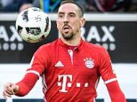 franck ribery turned down every big club to stay at bayern
