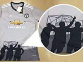 Is this Manchester United's new third shirt?