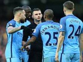 man city fined over player misconduct in liverpool fc draw