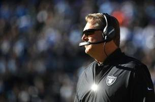 raiders coach jack del rio has a simple way to speed up nfl games