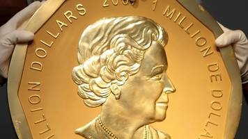 huge gold coin worth $1m stolen from museum