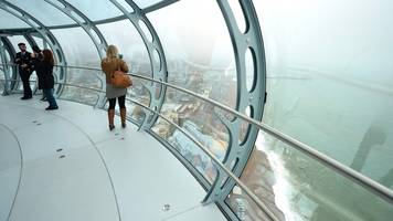 Brighton's i360 tower closed again due to temporary fault