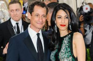 report: huma abedin 'working hard' to save her marriage to anthony weiner