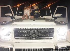 kourtney kardashian slammed by haters for sharing 'materialistic' photos of her kids