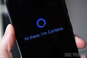microsoft's cortana is now available on the android lock screen